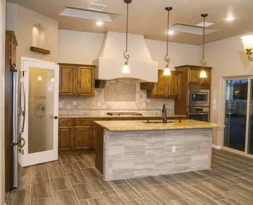 Southwest Contemporary - Arista - Interior - Kitchen