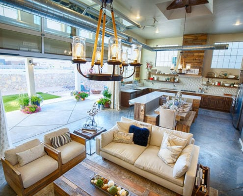 Arista Farmhouse Blend Interior