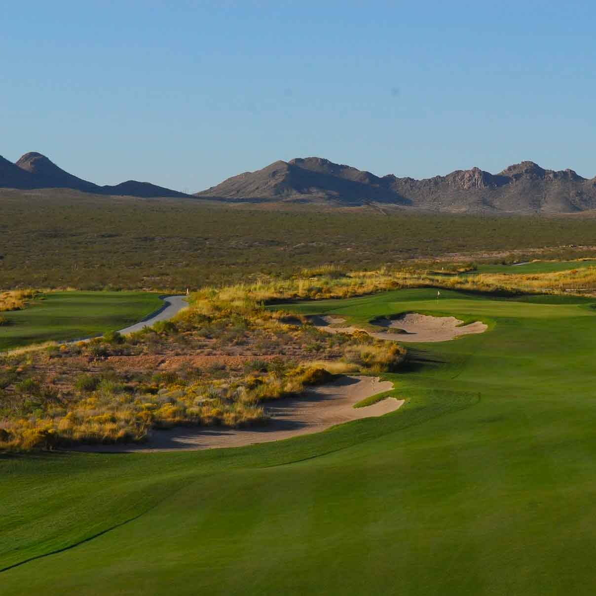 Red Hawk Golf Club Las Cruces