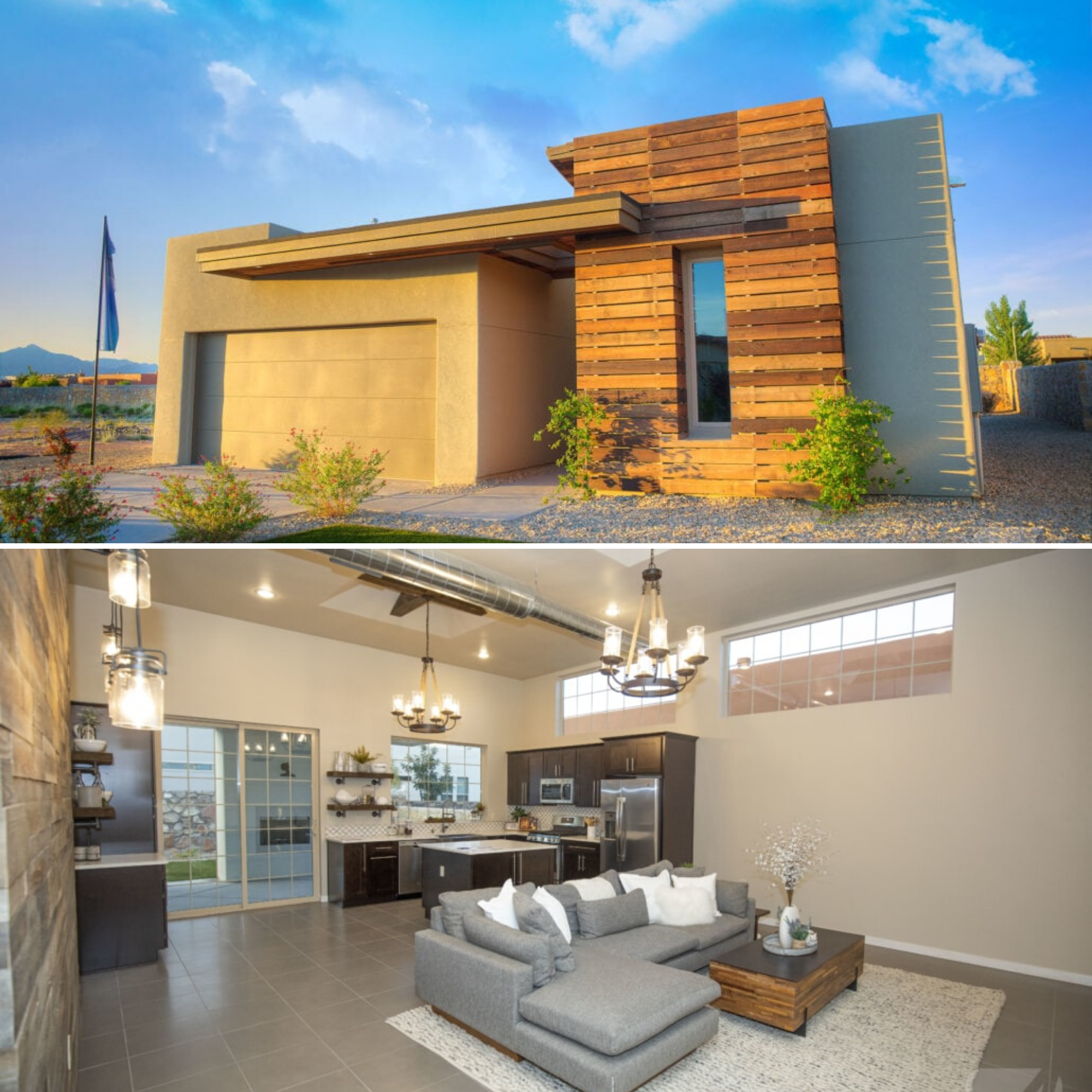 contemporary home design las cruces