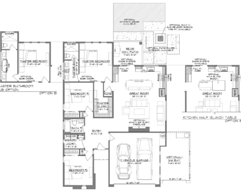 Beachrose Floorplan