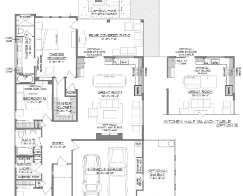Frenchrose Floorplan