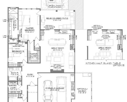 Frenchrose Floorplan