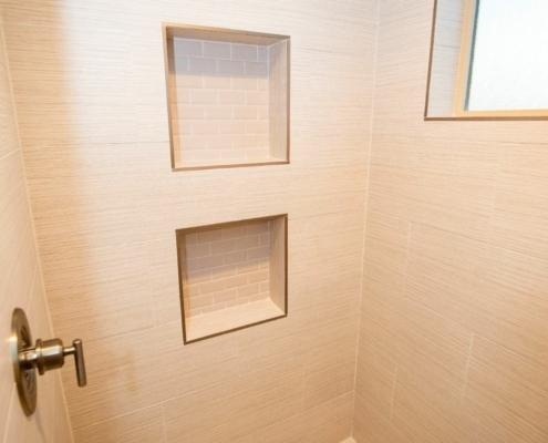 shower, arista development, luxury home