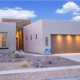 arista development, 3747 golden echo, exterior, house, sky, yard, rocks