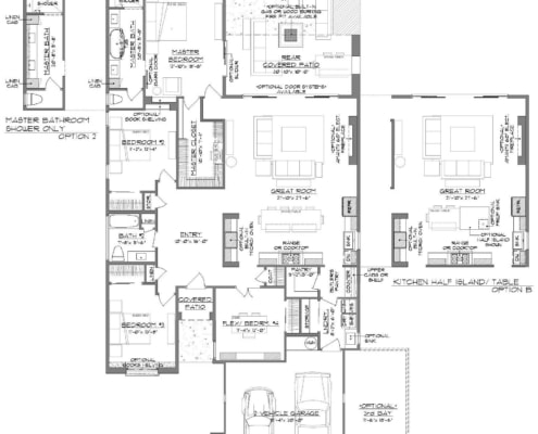 Floorplan, Blueprint, Brookstone, Arista, las cruces home builder