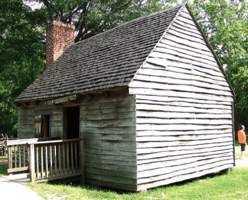 home styles, colonial cabin, cabin, home, arista development