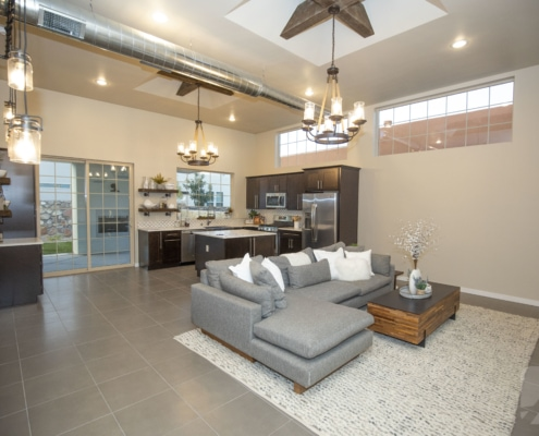 Arista, 3659 Santa Cecilia, living room, kitchen, great room
