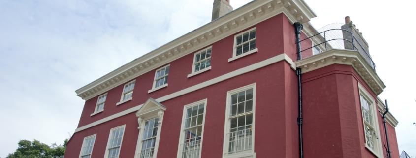 home styles, georgian, townhouse, arista development