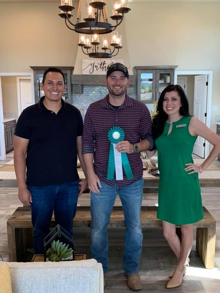 Crystal & Mike Fraembs Arista Development Las Cruces Home Builders
