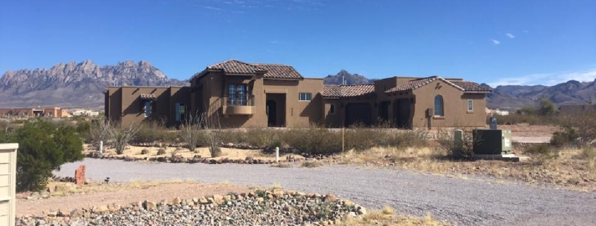 new construction homes in las cruces